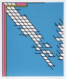 Tail Gate Særudgave af Nicholas Krushenick