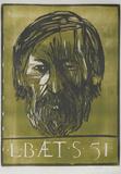 L Baets 51 Edizione limitata di Leonard Baskin