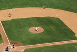 Bryce Harper hits a home run against the Giants, California, USA Stampa fotografica di Chuck Haney