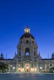 City Hall at Dawn, Pasadena, California, USA Fotografisk trykk av Rob Tilley