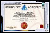 Star Trek Certificate Print