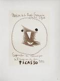 AF 1958 - Picasso céramiques II Samlertryk af Pablo Picasso
