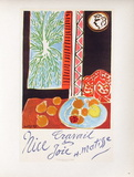 AF 1948 - Nice Travail Et Joie Collectable Print by Henri Matisse