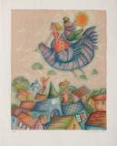 Oiseau Voile Premium-versjoner av Francoise Deberdt