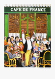 Café De France Collectable Print by Guy Buffet
