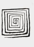 Dlm190 - Composition V Reproduction pour collectionneur par Alexander Calder