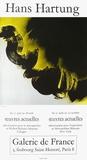 Expo Galerie De France Impressão colecionável por Hans Hartung