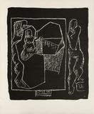 Entre-Deux No. 7 Samlarprint av Le Corbusier,