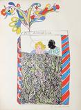 Os apaixonados Edição limitada por Niki De Saint Phalle