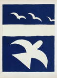 Carnets Intimes I Stampa da collezione di Georges Braque