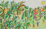 Jungle I Edição limitada por Niki De Saint Phalle