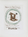 AF 1958 - Picasso céramiques コレクターズプリント : パブロ・ピカソ