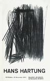 Expo Galerie Im Ecker Eksklusivudgaver af Hans Hartung