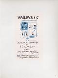 AF 1958 - Vallauris 10 ans de céramique Impressão colecionável por Pablo Picasso