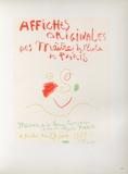 AF 1959 - Affiches originales Samlertryk af Pablo Picasso