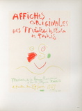 AF 1959 - Affiches originales Keräilyvedos tekijänä Pablo Picasso