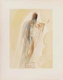 Divine Comedie, Paradis 29: La creation des Anges Samletrykk av Salvador Dalí