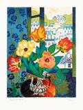 Bouquet De TuIIpes 限定版アートプリント : ガイ・カロン