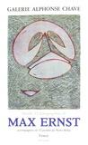 Expo Galerie Alphonse Chave 2 Impressão colecionável por Max Ernst