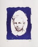 Portrait de Rimbaud Spesialversjon av Ernest Pignon-Ernest