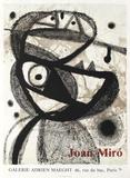 Expo 83 - Galerie Maeght Keräilyvedos tekijänä Joan Miró