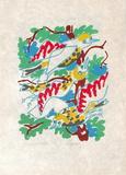B - Oiseaux Limitierte Auflage von Charles Lapicque