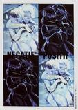 Négatif-positif Samlarprint av Marlene Dumas