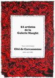 Expo 090 - Cité de Carcassonne Keräilyvedos tekijänä Pierre Alechinsky