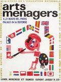 Salon des Arts Ménagers 65 Impressão colecionável por Francis Bernard