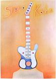 Steve Kahn Samlarprint av Jean Michel Folon