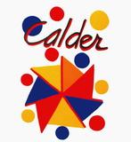 Expo 73 - Galerie Maeght Reproduction pour collectionneur par Alexander Calder