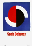 Expo 74 - Expo Jacques Damase Samlertryk af Sonia Delaunay-Terk
