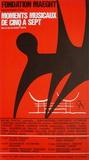 Expo 74 - Fondation Maeght Reproduction pour collectionneur par Alexander Calder