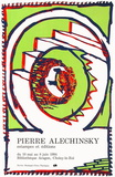Expo 144 - Bibliothèque Aragon Keräilyvedos tekijänä Pierre Alechinsky