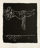 Entre-Deux No. 9 Samlarprint av Le Corbusier,