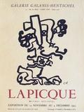 Expo 53 - Galerie Vilanis-Hentschel Sammlerdrucke von Charles Lapicque