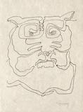 PA - Le tigre des Ming 05 Limitierte Auflage von Charles Lapicque
