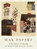 Expo 66 - Galerie Famar Keräilyvedos tekijänä Max Papart
