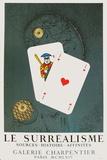 Expo Galerie Charpentier Reproduction pour collectionneur par Max Ernst