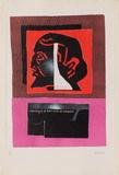 Hommage à Gauguin I Limitierte Auflage von Ladislas Kijno