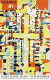 Expo 59 - Galerie Villand Galanis Lámina coleccionable por Jacques Lagrange