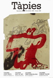 Expo 86 - Galeria Joan Prats Samlertryk af Antoni Tapies