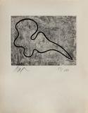 Composition 422 Spesialversjon av Jean Arp