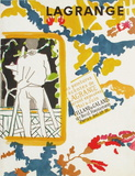 Expo Galerie Villand & Galanis Lámina coleccionable por Jacques Lagrange