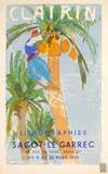 Expo 55 - Galerie Sagot-Le Garrec Reproduction pour collectionneur par Pierre-Eugène Clairin