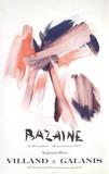 Expo 75 - Galerie Villand & Galanis Samlertryk af Jean Bazaine