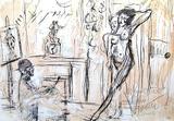 Chronique D'Un Voyeur IV Limitierte Auflage von Serge Kantorowicz