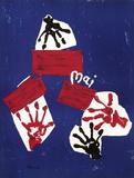 5/1/1968 Samlarprint av Paul Rebeyrolle