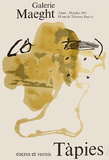 Expo Encres et vernis Collectable Print by Antoni Tapies