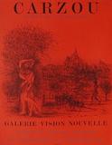 Expo 78 - Vision Nouvelle I Sammlerdrucke von Jean Carzou